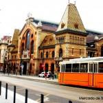 Dos ciudades unidas por el Danubio: Budapest
