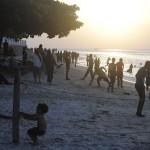 La isla de Zanzíbar